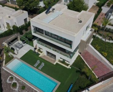 Resale Villa Te koop in Benidorm in Spanje, gelegen aan de Costa Blanca-Noord