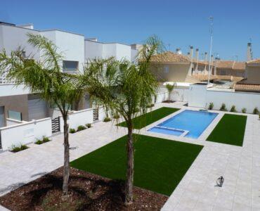 Nieuwbouw Project  in Santiago De La Ribera in Spanje, gelegen aan de Costa Cálida