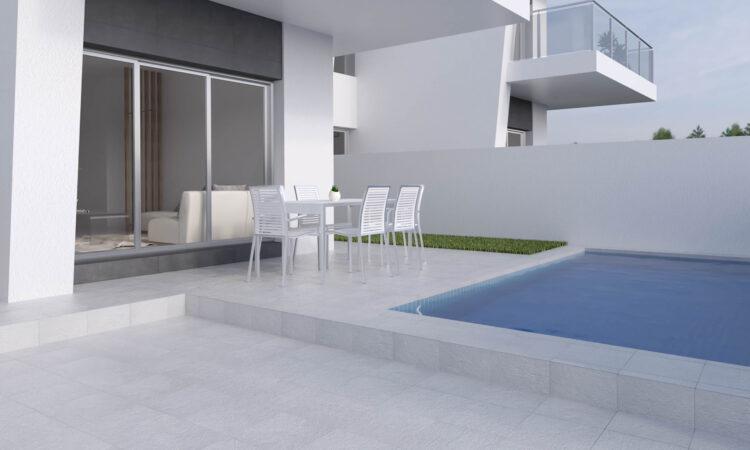 Nieuwbouw Project  in Daya Vieja in Spanje, gelegen aan de Costa Blanca-Zuid