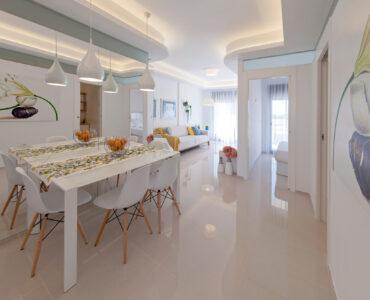 Nieuwbouw Project  in La Zenia in Spanje, gelegen aan de Costa Blanca-Zuid