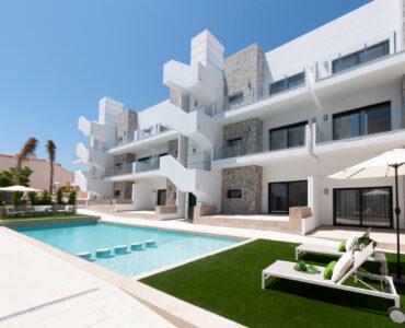Nieuwbouw Project  in Alicante in Spanje, gelegen aan de Costa Blanca-Zuid