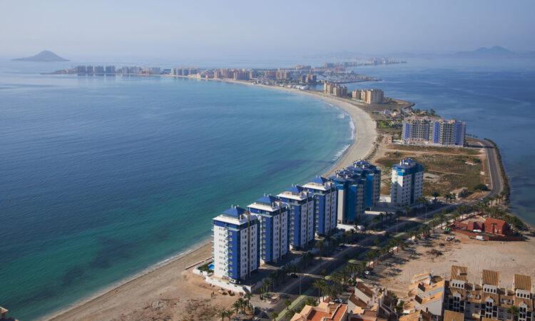 Nieuwbouw Project  in La Manga Del Mar Menor in Spanje, gelegen aan de Costa Cálida