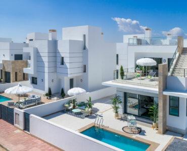 Nieuwbouw Project  in Ciudad Quesada in Spanje, gelegen aan de Costa Blanca-Zuid
