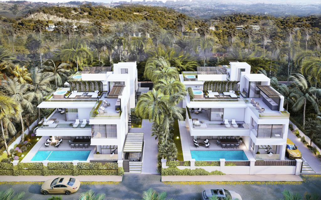 Nieuwbouw project in Marbella Golden Mile (Spanje, Costa del Sol)