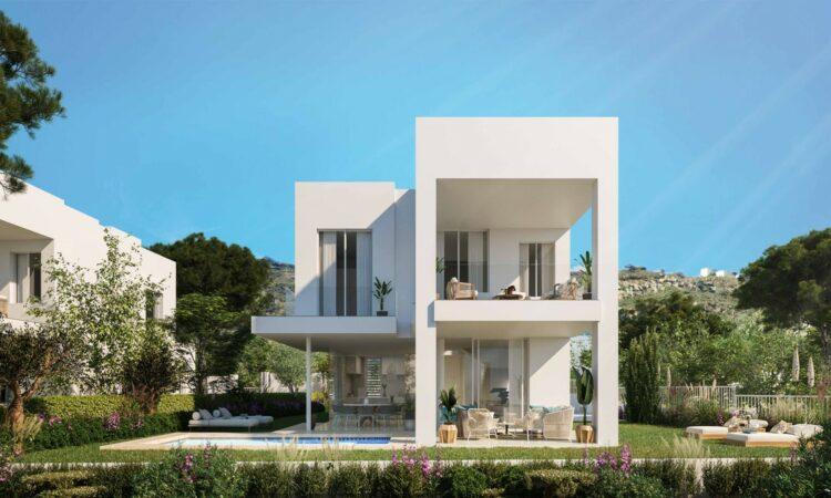 Nieuwbouw Villa Te koop in Manilva in Spanje, gelegen aan de Costa del Sol-West