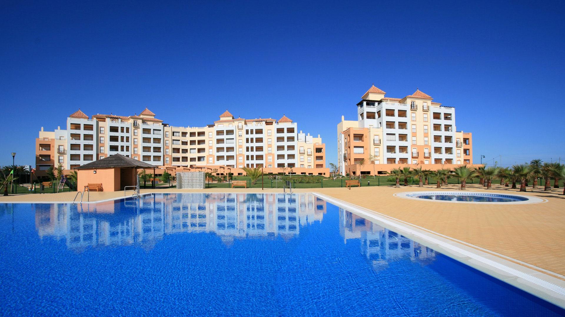 Nieuwbouw project in Isla Canela (Spanje, Costa de la Luz)