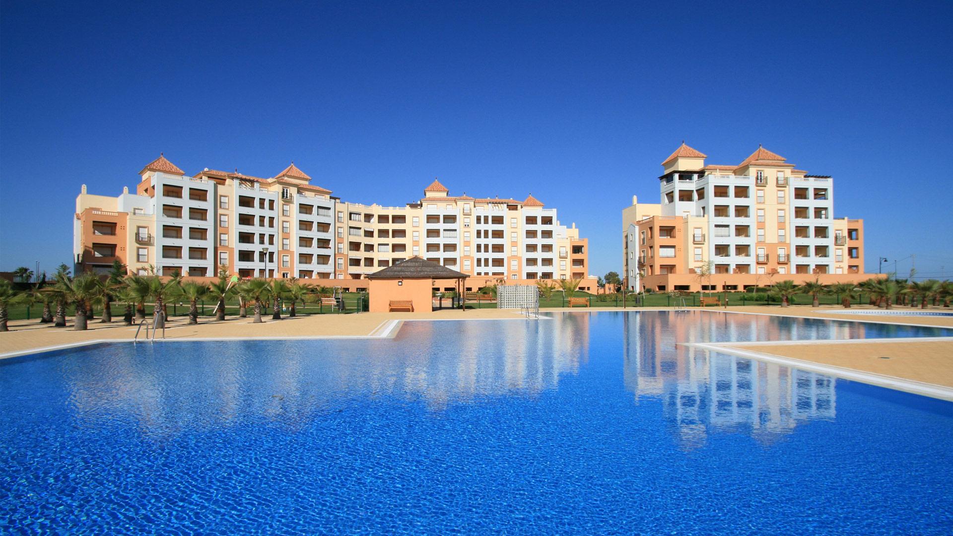 Nieuwbouw Appartement Te koop in Isla Canela in Spanje, gelegen aan de Costa de la Luz