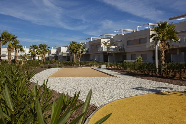 Nieuwbouw Appartement Te koop in Orihuela in Spanje, gelegen aan de Costa Blanca-Zuid
