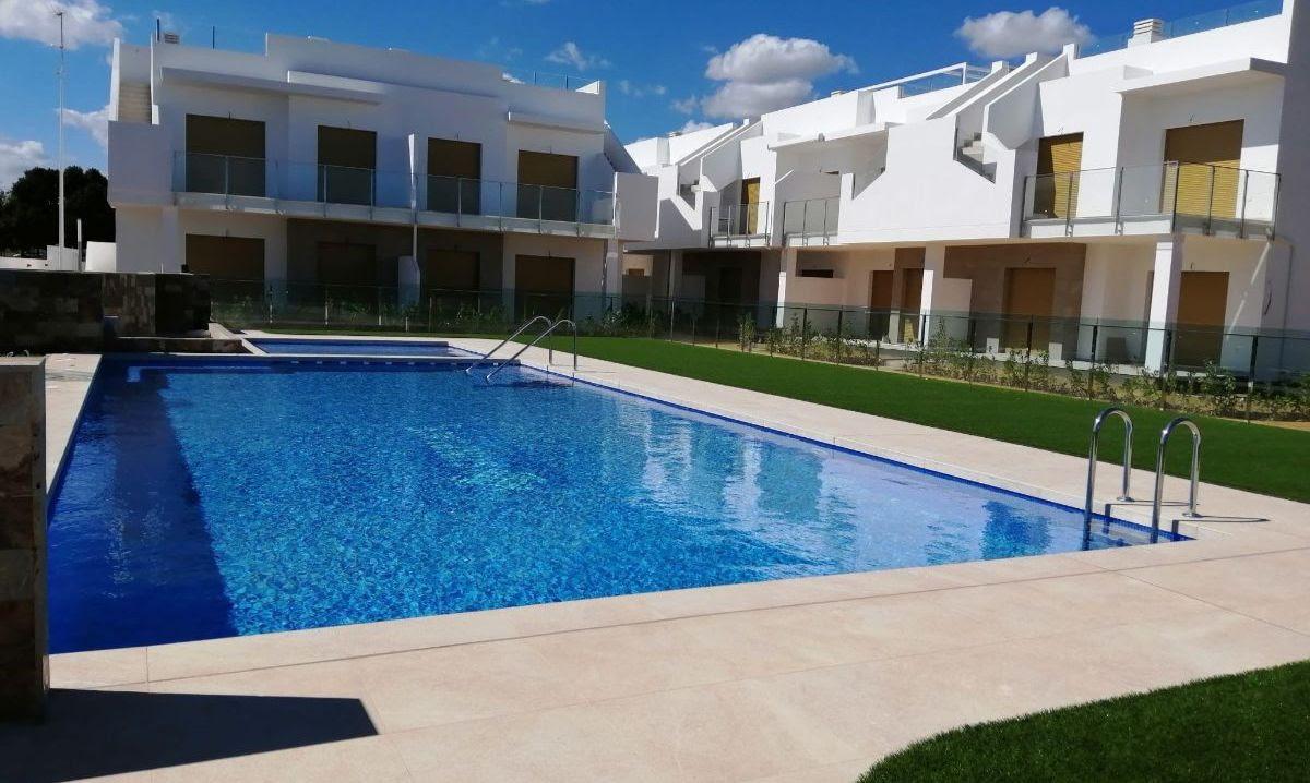 Nieuwbouw Appartement Verkocht in Pilar De La Horadada in Spanje, gelegen aan de Costa Blanca-Zuid