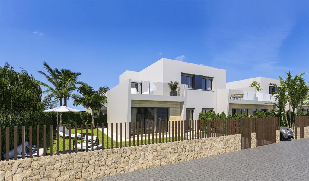 Nieuwbouw woningen in Torre de la Horadada (Spanje, Costa Blanca)