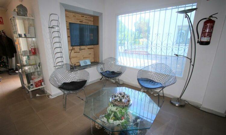 Resale Commercieel Te koop in Benissa in Spanje, gelegen aan de Costa Blanca-Noord