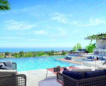 Nieuwbouw Villa Te koop in New Golden Mile in Spanje, gelegen aan de Costa del Sol-West