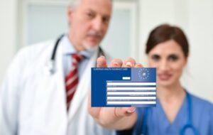 Europese ziekteverzekeringskaart in Spanje