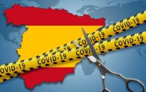 Noodtoestand Spanje is voorbij maar waar geldt nog wel een avondklok?