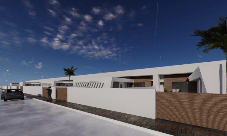 Nieuwbouw Project  in Roldán in Spanje, gelegen aan de Costa Cálida