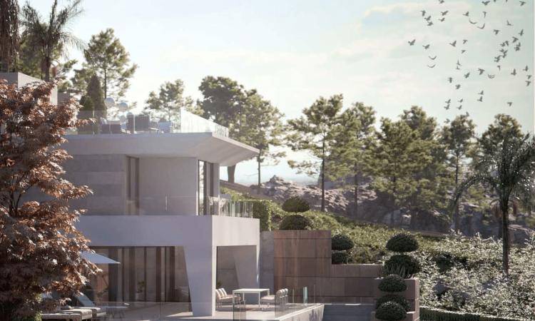 Nieuwbouw Project  in La Duquesa in Spanje, gelegen aan de Costa del Sol-West