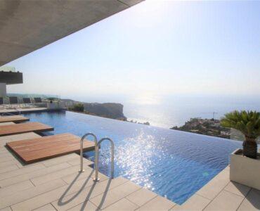 Resale Appartement Te koop in Cumbre Del Sol in Spanje, gelegen aan de Costa Blanca-Noord