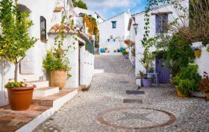 10x witte dorpen in de provincie Málaga