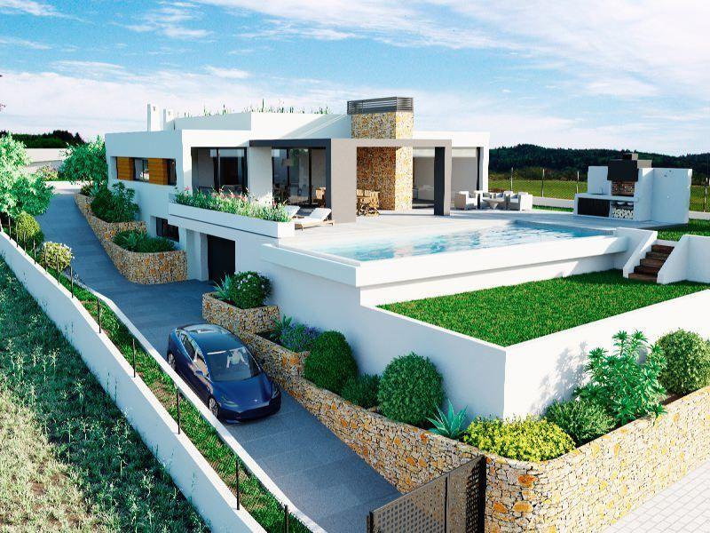 Villa te koop in Moraira (Spanje, Costa Blanca)