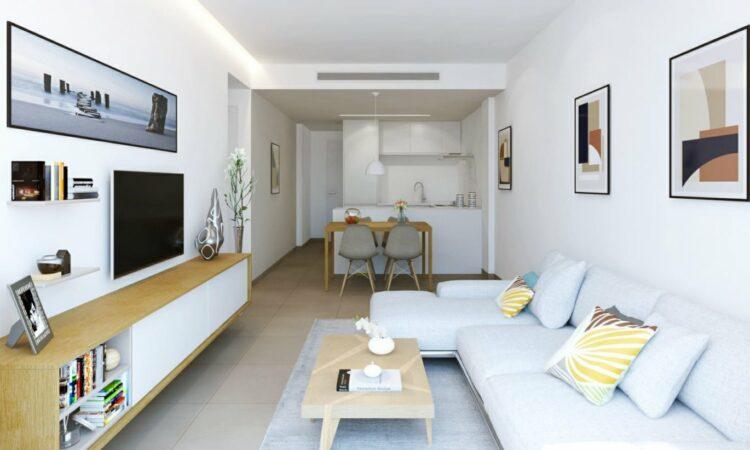 Nieuwbouw Project  in Pilar De La Horadada in Spanje, gelegen aan de Costa Blanca-Zuid