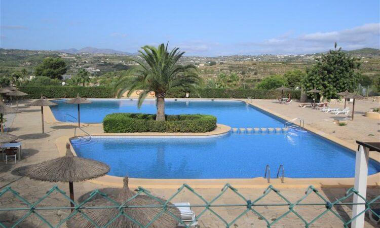 Resale Appartement Te koop in Benitachell in Spanje, gelegen aan de Costa Blanca-Noord