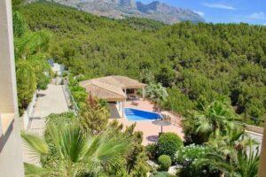 Luxe villa te koop in Altea (Spanje, Costa Blanca)