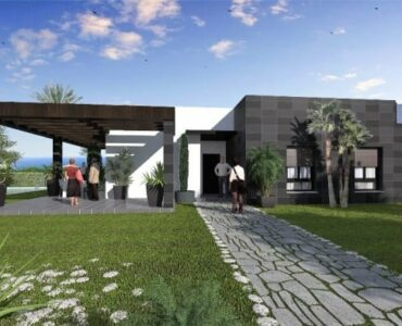 Nieuwbouw Villa Te koop in Vera Playa in Spanje, gelegen aan de Costa de Almería
