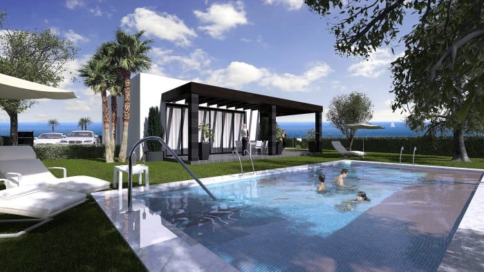 Villa te koop in Vera playa (Spanje, Costa de Almeria)