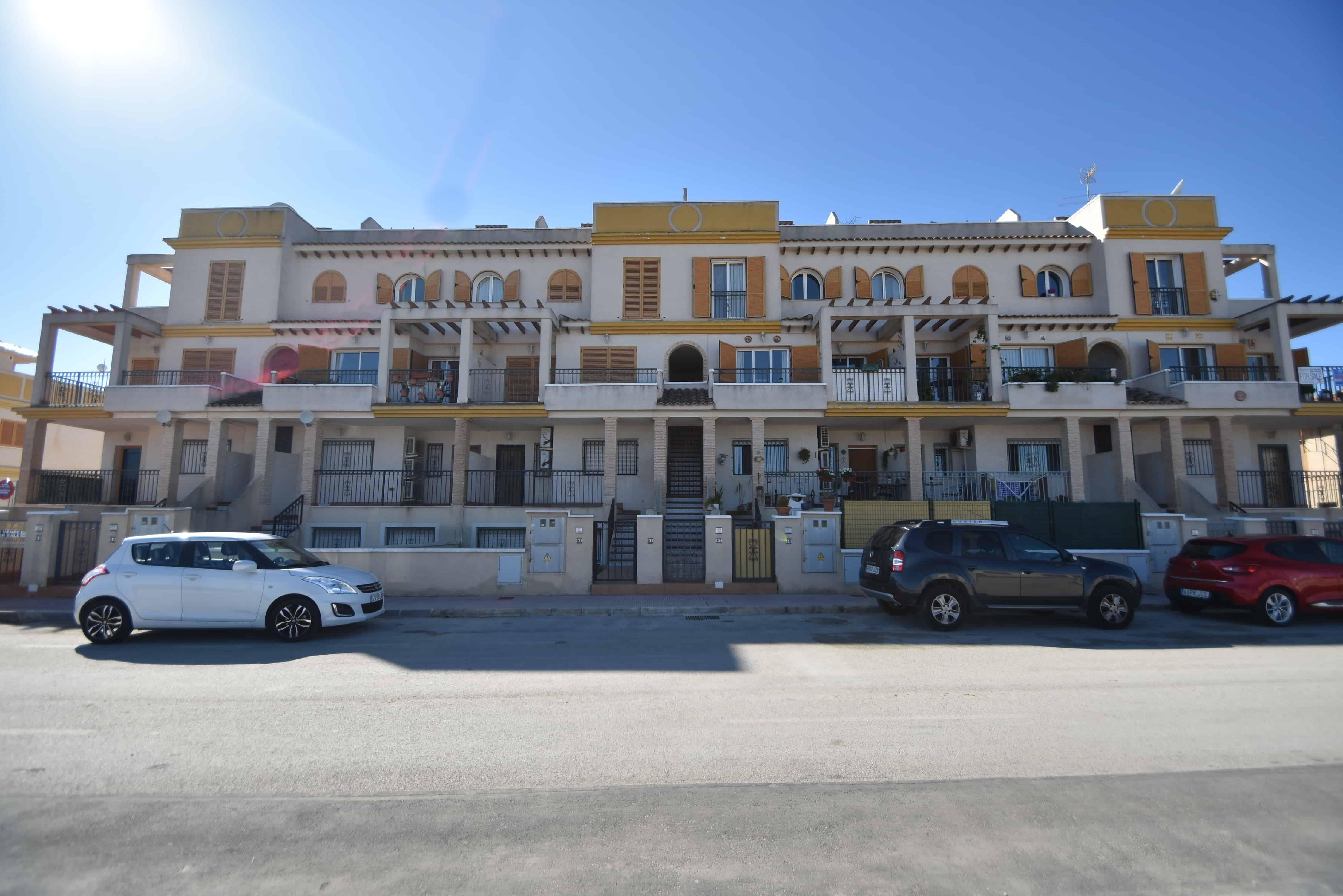 Resale Appartement Te koop in Daya Vieja in Spanje, gelegen aan de Costa Blanca-Zuid