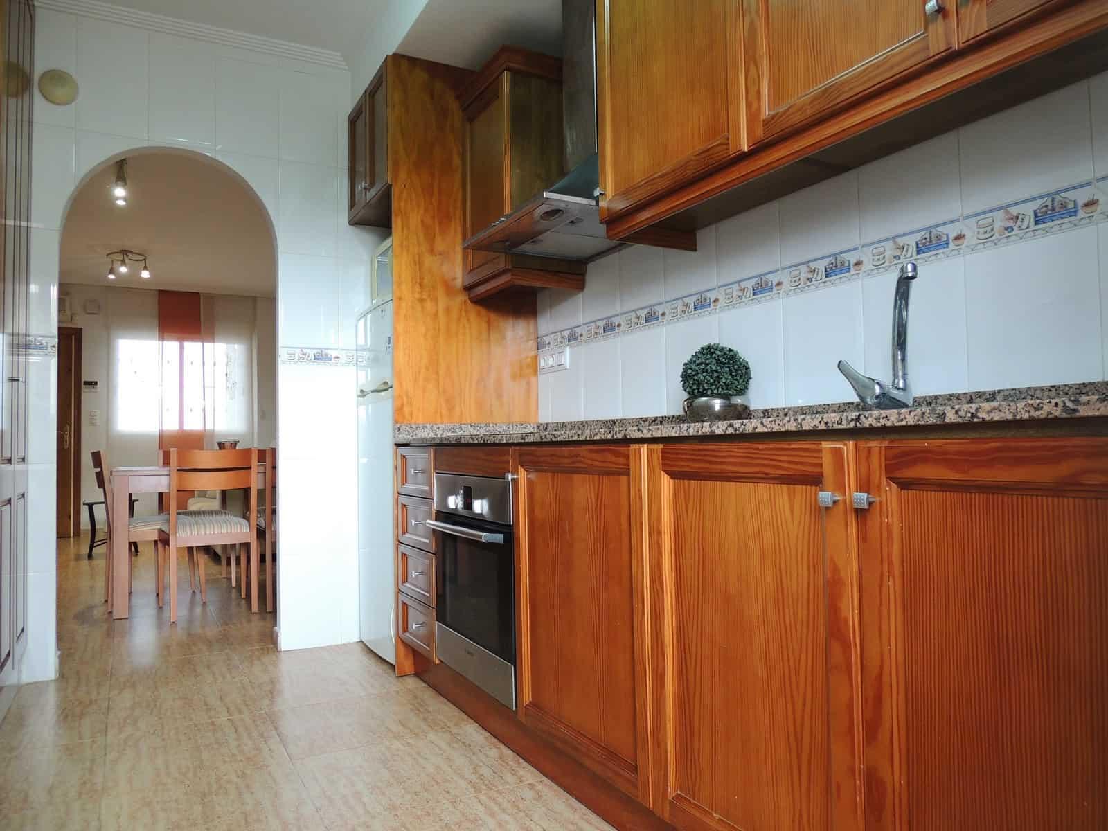 Resale Huis Te koop in San Pedro Del Pinatar in Spanje, gelegen aan de Costa Cálida
