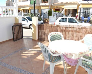 Resale Huis Te koop in Guardamar Del Segura in Spanje, gelegen aan de Costa Blanca-Zuid