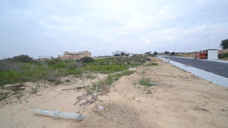 Resale Grondstuk Te koop in Benijófar in Spanje, gelegen aan de Costa Blanca-Zuid