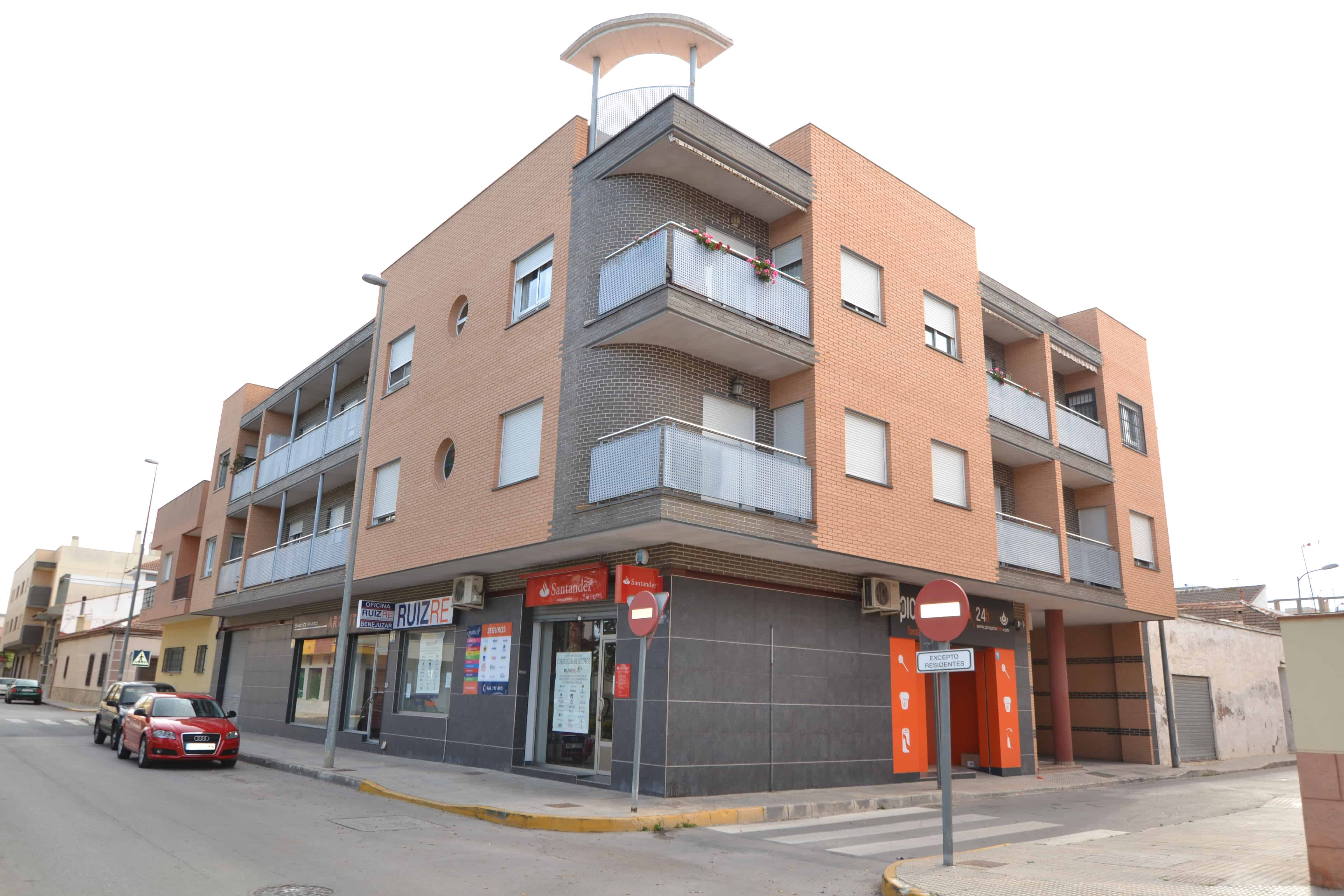 Resale Appartement Te koop in Benejuzar in Spanje, gelegen aan de Costa Blanca-Zuid