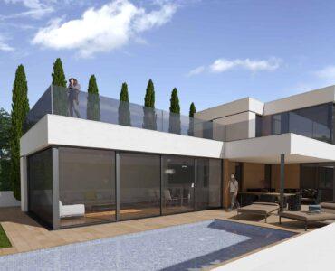 Nieuwbouw Villa Te koop in San Fulgencio in Spanje, gelegen aan de Costa Blanca-Zuid
