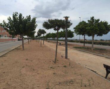 Resale Grondstuk Te koop in Los Montesinos in Spanje, gelegen aan de Costa Blanca-Zuid