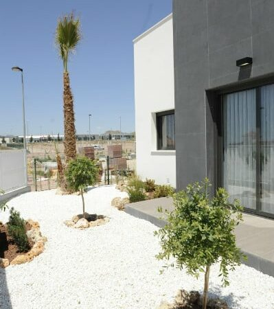 Nieuwbouw Villa Te koop in Lorca (30800) in Spanje, gelegen aan de Costa Cálida