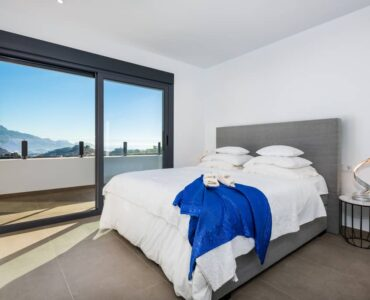 Nieuwbouw Villa Te koop in Polop in Spanje, gelegen aan de Costa Blanca-Noord