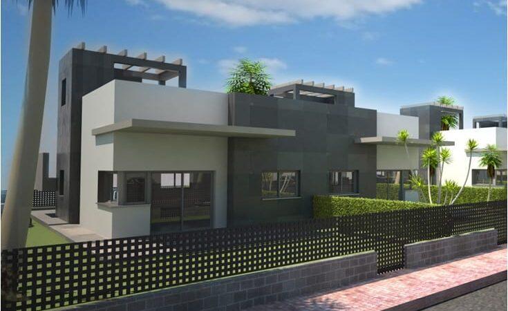 Nieuwbouw Huis Te koop in Lorca (30800) in Spanje, gelegen aan de Costa Cálida