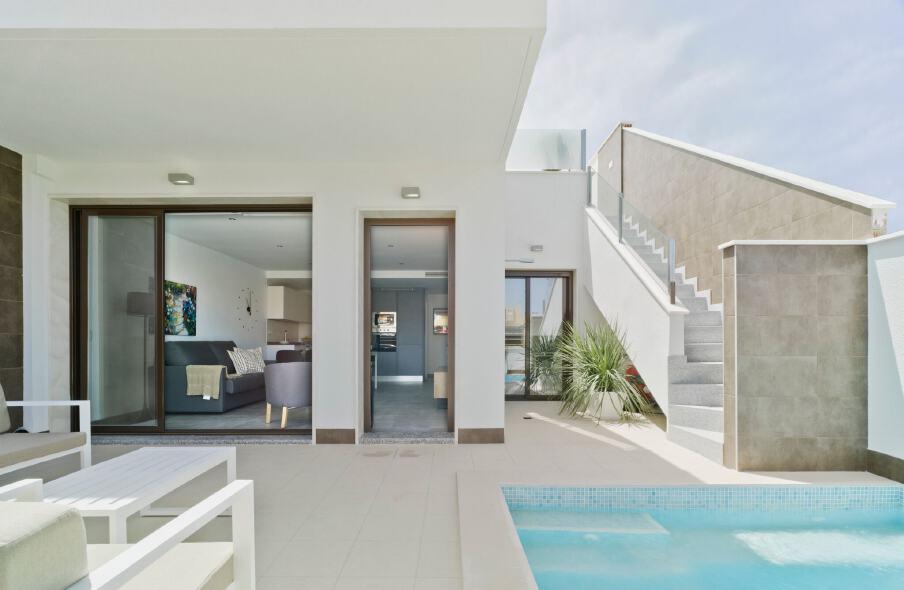 Nieuwbouw Appartement Te koop in Pilar De La Horadada in Spanje, gelegen aan de Costa Blanca-Zuid