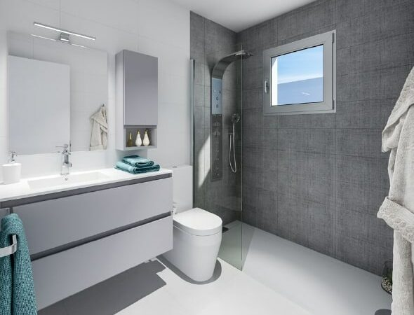 Nieuwbouw Villa Te koop in Daya Vieja in Spanje, gelegen aan de Costa Blanca-Zuid