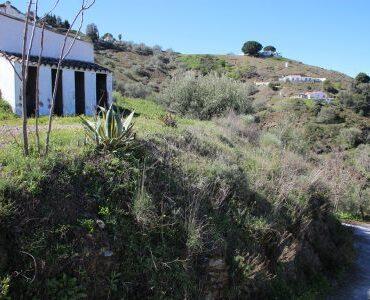 Resale Grondstuk Te koop in Competa in Spanje, gelegen aan de Costa del Sol-Oost